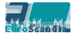 Euroscandia - przesyłki do Szwecji logo
